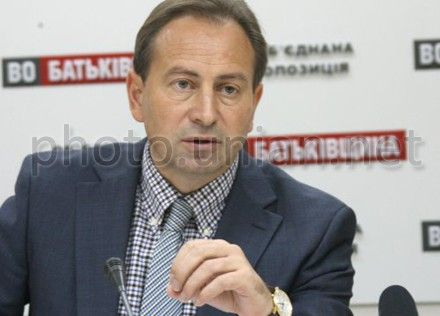 Николай Томенко сказал, что лучший формат для власти - это молчаливая оппозиция