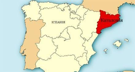 На Каталонию приходится около четверти ВВП Испании