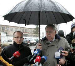 Джон Теффт и Ян Томбински