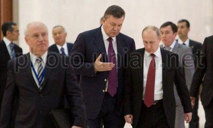 Виктор Янукович и Владимир Путин еще не готовы к разговору