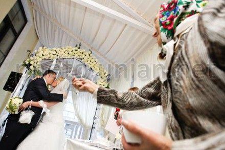 Мельниченко и Розинская - поженились