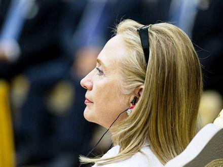 Клинтон в четверг выступит с речью о приоритетах внешней политики