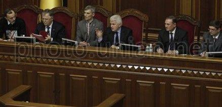 Ефремов думает, что руководство парламента будет рассматриваться отдельным голосованием за каждого человека