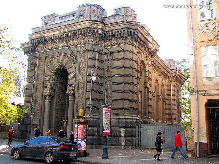 Кенасса архитектуры Городецкого