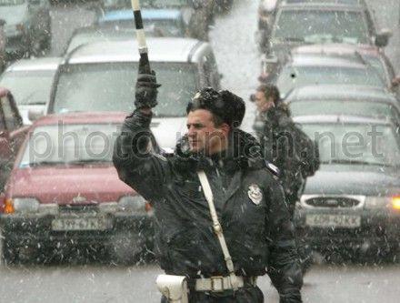 ГАИ предупреждает водителей о сложных погодных условиях