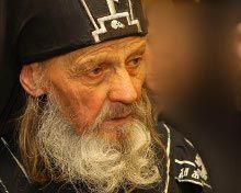 Духовник Свято-Успенского Одесского мужского монастыря схиархимандрит Иона (Игнатенко)
