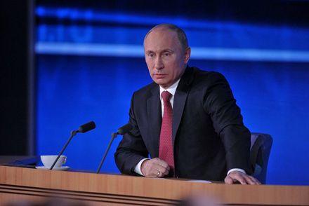 Путин внес в Госдуму законопроект о запрете чиновникам иметь счета за рубежом / Фото: Прес-служба Кремля