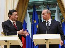 Путин, Баррозу