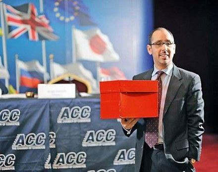 Хорхе Зуковски, фото с сайта kyivpost.com
