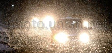 Завтра в Украине будет мокрый снег.