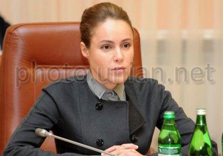 Міністр соціальної політики Наталія Королевська