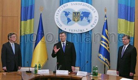 Янукович рассказал, чего хочет от Кожары-министра