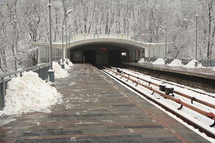 Через соціальні мережі «зачепери» планують свої поїздки / Фото: Наталя Шумак - Київський метрополітен