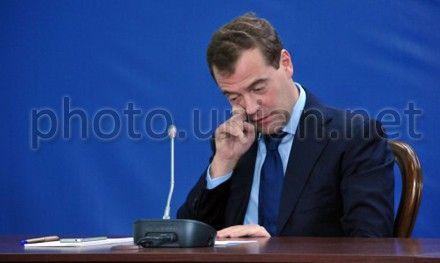 Медведев требует разобраться с Кипром