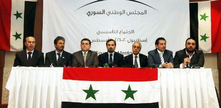 Сирийская Национальная коалиция определилась с руководителем