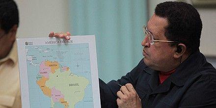 Уго Чавес уверенно идет на поправку