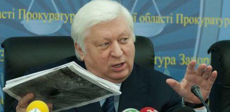 Виктор Пшонка проверит обстоятельства демонтажа
