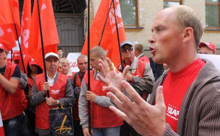 Каплин говорит, что ему хотят укоротить жизнь / Фото: Poltava.pl.ua