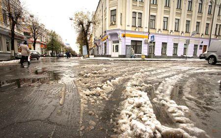 Завтра в Украине потеплеет / Фото : news.city.zt.ua