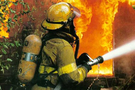 В Одессе в результате пожара погибли три человека / Фото : stihi.ru
