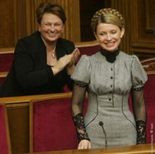 Ольга Трегубова - давняя помощница Тимошенко