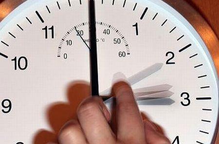 Україна 30 березня перейде на «літній час» / Фото : job-sbu.org