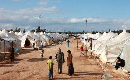 Число сирийских беженцев в Турции превысило 200 тысяч / Фото : novostink.ru