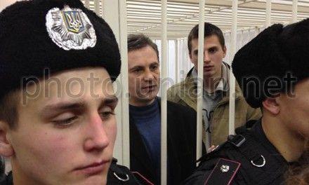 Дмитрий и Сергей Павличенко