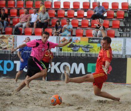 В прошлом году в Гидропарке состоялись Всеукраинские пляжные игры (Ukrainian Beach Games) по 7 видам спорта, в т.ч. по футболу, волейболу, регби и фризби