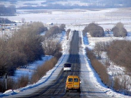 Зима начинается теплая / Фото: zautok.bloglit.ru