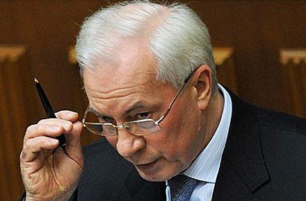 Азаров ждет положительного результата переговоров с МВФ
