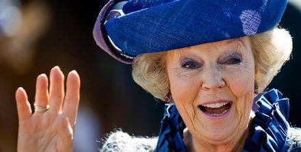Королева Нидерландов Беатрикс отмечает день рождения / Фото: 1tvnet.ru