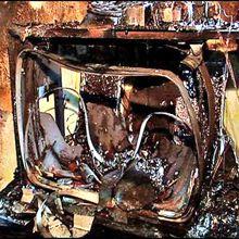 В Тернопольской области от взрыва телевизора горел жилой дом / Фото: sevnews.info
