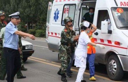 СМИ сообщают о 26 погибших при взрыве / Фото : Xinhua