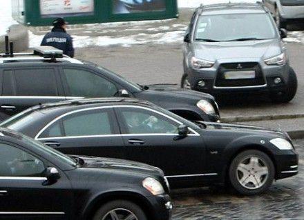 Аваков инициирует запрет перекрытия движения при проезде первых лиц государства / Фото: comments.ua