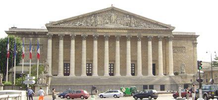 В Национальном собрании проголосовали первую статью закона  / Фото: dic.academic.ru