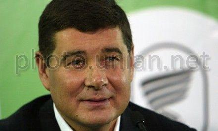 Онищенко возглавил