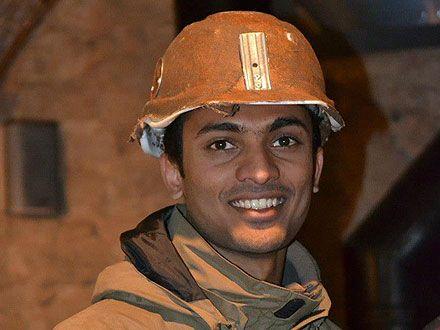 Дивин Сомайхя Мапангада, студент, Индия
