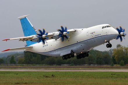 Россия купит всего 17 АН-70, хотя хотела 60 / Фото: Wikimedia.org - Oleg V. Belyakov