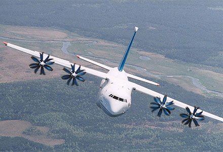 17 самолетов Ан-70 будут получены до 2020 года / Фото: antonov.com