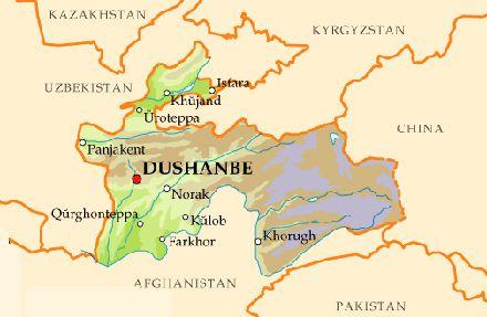 В Душанбе родился восьмимиллионный житель Таджикистана