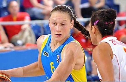 Алину Ягупову признали лучшей в Европе/ Фото: Isport.ua