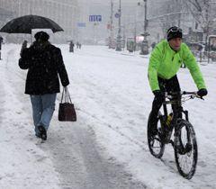 В Киеве и области ожидается небольшой снег
