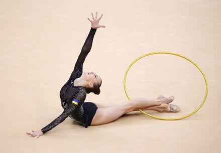 Анна Ризатдинова заняла третье место в многоборье / Фото с личной страницы ВКонтакте