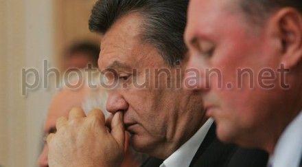 Виктор Янукович, Александр Ефремов