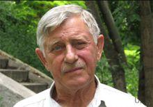 Леонид Горлач получил премию в области литература / Фото с сайта Литгазеты