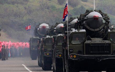 МИД: Украина не причастна к поставкам оружия в КНДР