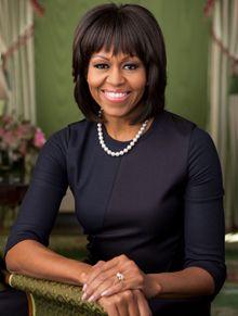 Мишель Обама / Фото с сайта Белого дома
