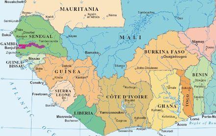 Кот-д`Ивуар хочет украинского зерна