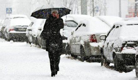 Зима зупинила рух в Словаччині / Фото : РІА Нововсти